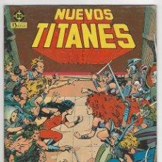 Cómics: ZINCO. NUEVOS TITANES. 12.. Lote 293547053