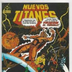 Cómics: ZINCO. NUEVOS TITANES. 6. Lote 293547058