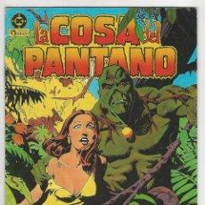 Cómics: ZINCO. LA COSA DEL PANTANO 1984. 8. Lote 293547063
