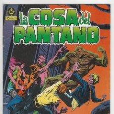 Cómics: ZINCO. LA COSA DEL PANTANO 1984. 3. Lote 293547068