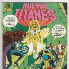 Cómics: ZINCO. NUEVOS TITANES. 24.. Lote 293547098