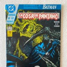Cómics: LA COSA DEL PANTANO 1987 12/12 EN MUY BUEN ESTADO ZINCO. Lote 293595763