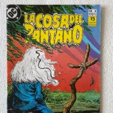 Cómics: LA COSA DEL PANTANO 1987 4/12 EN MUY BUEN ESTADO ZINCO. Lote 293596093
