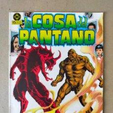 Cómics: LA COSA DEL PANTANO Nº 4 // EDICIONES ZINCO 1984. Lote 293661453