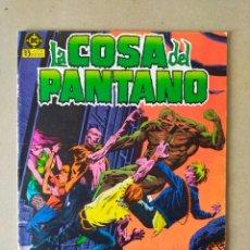 Cómics: LA COSA DEL PANTANO Nº 3 // EDICIONES ZINCO 1984. Lote 293661533