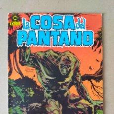 Cómics: LA COSA DEL PANTANO Nº 2 // EDICIONES ZINCO 1984. Lote 293661618