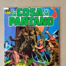 Cómics: LA COSA DEL PANTANO Nº 1 // EDICIONES ZINCO 1984. Lote 293661813