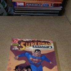 Cómics: COLECCION COMPLETA SUPERMAN LEGADO 3 TOMOS -NUEVOS SIN ABRIR. Lote 293816753