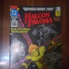 Cómics: ARMAGEDDON 2001 #5 - HALCON Y PALOMA. Lote 293837208