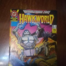 Cómics: ARMAGEDDON 2001 #6 - HAWKWORLD. Lote 293837213