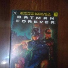 Cómics: BATMAN FOREVER - ADAPTACION OFICIAL DE LA PELICULA (GRAPA). Lote 293837218