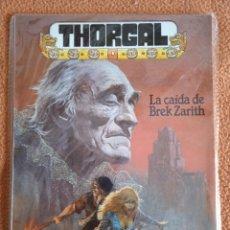 Cómics: THORGAL LA CAIDA DE BREK ZARITH; ROSINSKI-VAN HAMME; EDICIONES ZINCO. Lote 293925713
