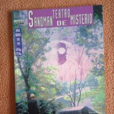 Cómics: SANDMAN TEATRO DE MISTERIO ANUAL NÚMERO UNO 1995 ZINCO. Lote 293926843