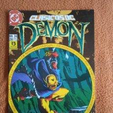 Cómics: CLÁSICOS DC 24 DEMON ZINCO. Lote 293927793