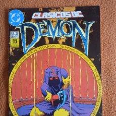 Cómics: CLÁSICOS DC 25 DEMON ZINCO. Lote 293927848