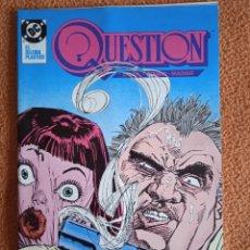 Cómics: QUESTION 19 ZINCO. Lote 293928468