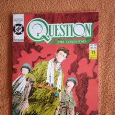 Cómics: QUESTION 32 ZINCO. Lote 293928648