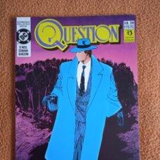 Cómics: QUESTION 34 ZINCO. Lote 293929033