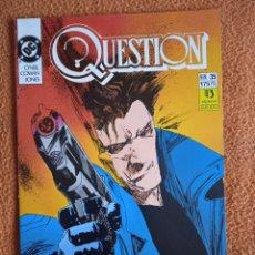 Cómics: QUESTION 35 ZINCO. Lote 293929093