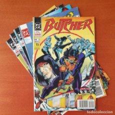 Cómics: BUTCHER EDICIONES ZINCO COMPLETA 5 Nº.. Lote 293940118