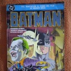 Cómics: BATMAN NUMERO EXTRA ADAPTACIÓN AL COMIC DEL FILM DE WARNER BROS. Lote 293943133