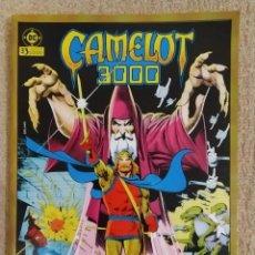 Cómics: CAMELOT 3000 COMPLETA. TOMO 1 Y 2. RETAPADOS. ZINCO. Lote 293943168