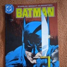 Cómics: BATMAN 30 ZINCO. Lote 293944138