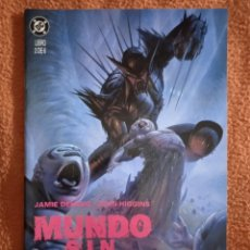 Cómics: MUNDO SIN FIN 2 JAMIE DEL AÑO ZINCO. Lote 293945758