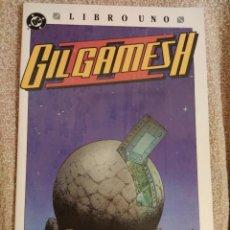 Cómics: GILGAMESH. MINISERIE COMPLETA. TOMOS PRESTIGIO 1, 2, 3 Y 4. ZINCO. JIM STARLIN. IMPECABLES. Lote 293962603