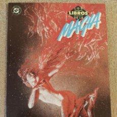Cómics: LOS LIBROS DE LA MAGIA. MINISERIE COMPLETA. NÚMEROS 1, 2, 3 Y 4. PRESTIGIO. ZINCO. IMPECABLES. Lote 293980138