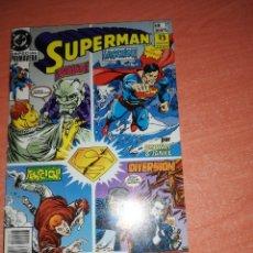 Cómics: SUPERMAN Nº 7 ESPECIAL PRIMAVERA EDICIONES ZINCO 1990 NUEVO. Lote 294028628