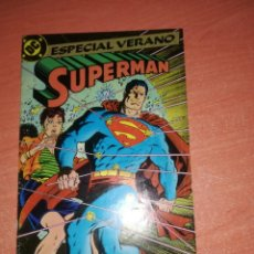 Cómics: SUPERMAN Nº 4 ESPECIAL VERANO EDICIONES ZINCO NUEVO. Lote 294028923