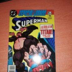 Cómics: SUPERMAN Nº 6 ESPECIAL VERANO EDICIONES ZINCO NUEVO. Lote 294029103