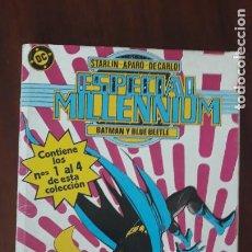 Cómics: ESPECIAL MILLENIUM ZINCO RETAPADO Nº 1 Nº 1 AL 4 BATMAN LIGA JUSTICIA FIRESTORM GREEN LANTERN ETC.. Lote 294029183