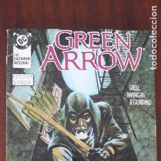 Cómics: GREEN ARROW ZINCO RETAPADO Nº 1 Nº 1 AL 4 MIKE GRELL ED HANNIGAN. Lote 294029508