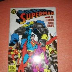 Cómics: SUPERMAN Nº 19 JOHN BYRNE EDICIONES ZINCO NUEVO. Lote 294029703