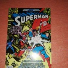 Cómics: SUPERMAN Nº 12 JOHN BYRNE EDICIONES ZINCO NUEVO. Lote 294029828