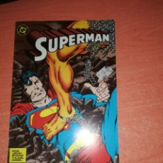 Cómics: SUPERMAN Nº 18 JOHN BYRNE EDICIONES ZINCO NUEVO. Lote 294029988