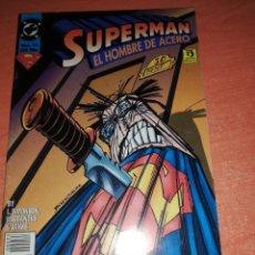 Cómics: SUPERMAN Nº 33 EL HOMBRE DE ACERO L. SIMONSON EDICIONES ZINCO NUEVO. Lote 294030413