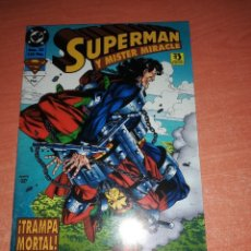 Cómics: SUPERMAN EL HOMBRE DE ACERO Nº 30 MICHEINE EDICIONES ZINCO 52 PAGS NUEVO. Lote 294031978