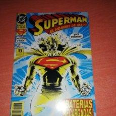 Cómics: SUPERMAN EL HOMBRE DE ACERO Nº 7 STERN EDICIONES ZINCO 52 PAGS NUEVO. Lote 294032063