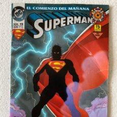 Cómics: SUPERMAN #19 - ZINCO -. Lote 294045188