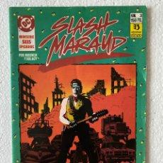 Cómics: SLASH MARAUD #3 - ZINCO - «BUEN ESTADO». Lote 294045428