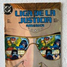 Cómics: LIGA DE LA JUSTICIA AMÉRICA - ZINCO. Lote 294045613