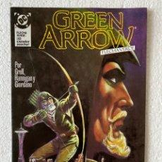 Cómics: GREEN ARROW #1 - ZINCO - BUEN ESTADO. Lote 294045888