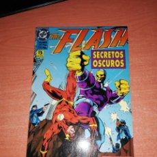 Cómics: FLASH SECRETOS OSCUROS - WAID - TOMO - ZINCO - PERFECTO ESTADO, NUEVO !!. Lote 294104118