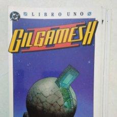 Cómics: COLECCIÓN COMPLETA GIL GAMESH ( LIBROS NÚMEROS DEL 1 AL 4 ), DC CÓMICS ZINCO. Lote 294107888