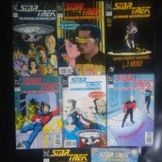 Cómics: STAR TREK LA NUEVA GENERACION. Lote 294505333