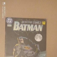 Cómics: DETECTIVE COMICS, ESPECIAL Nº 1. Lote 294924968