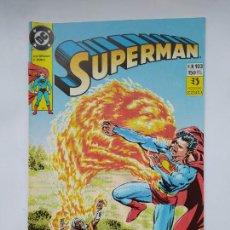Cómics: SUPERMAN Nº 103. EDICIONES ZINCO. TDKC46. Lote 294940008